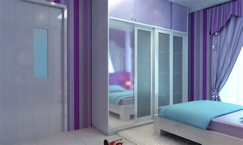 ambience consultant cute pink purple girls bedrooms