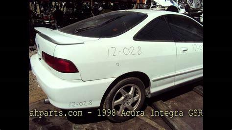 1998 Acura Integra Parts by 1998 Acura Integra Gsr Parts Auto Wreckers Recyclers