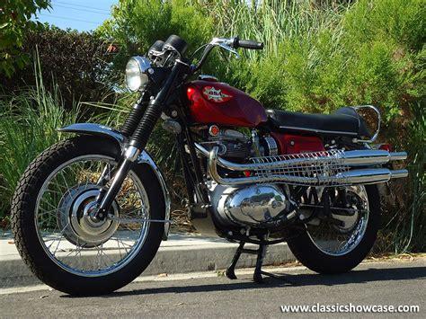 1969 Bsa Firebird Scrambler By Classic Showcase