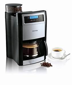 Tec Star Kaffeemaschine Mit Mahlwerk Test : petra electric km filterkaffeemaschine mit mahlwerk im test ~ Bigdaddyawards.com Haus und Dekorationen