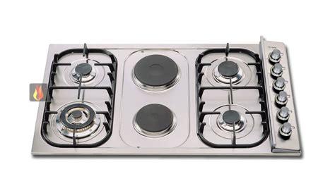 plaque de cuisson mixte 90 cm encastrable 4 foyers gaz et 2 foyers 233 lectriques ilve ec ilv333