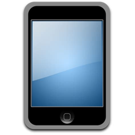 Ipod Touch Icon  Hardwaremx Iconset  Maximilian Novikov