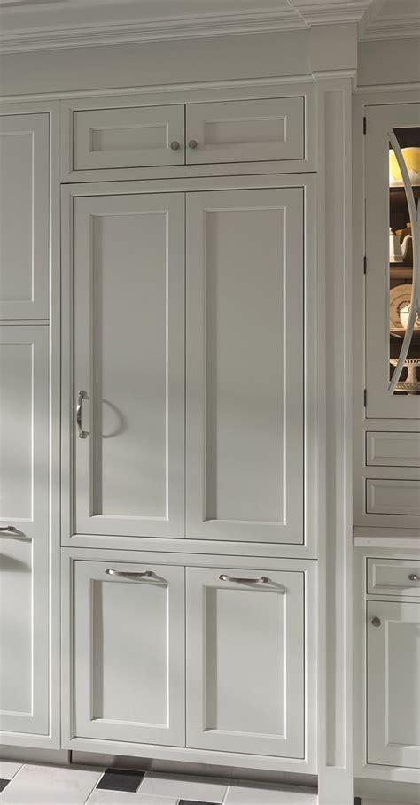 kitchen cabinets refrigerator panels custom refrigerator panels wood mode fine custom