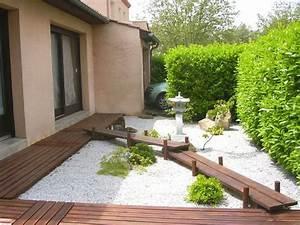 les 17 meilleures images a propos de jardines zen sur With comment amenager un petit jardin 5 mini jardin japonais