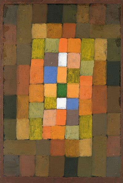 paul klee visible at tate modern in pictures and design the guardian