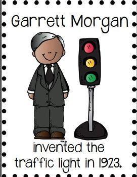 who invented the traffic light black history month inventors garrett