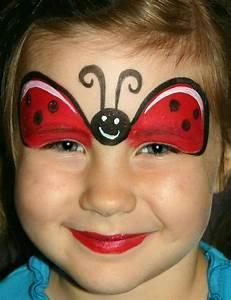 Maquillage Simple Enfant : maquillage abeille visage facile ~ Melissatoandfro.com Idées de Décoration