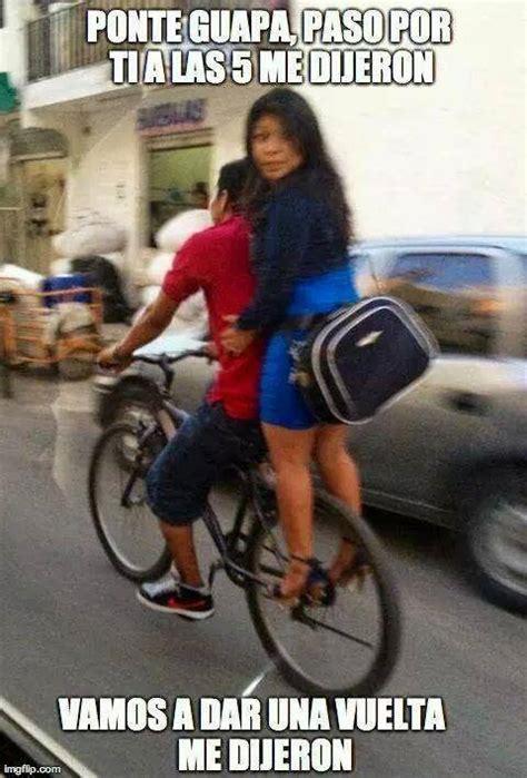 memes de bicicletas imagenes chistosas