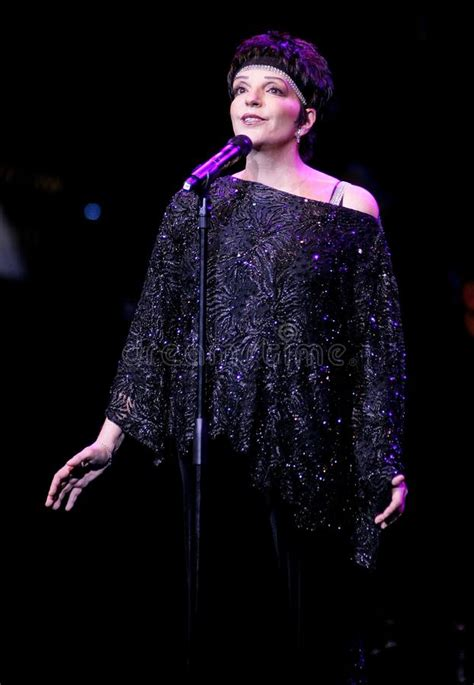 Liza may minnelli (born march 12, 1946) is an american actress and singer, often referred to as the queen of broadway and/or hollywood. Liza Minnelli At Paris Gay Pride 2009 Editorial Photo ...