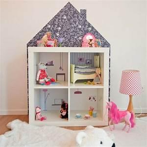 Möbel Für Puppenhaus : wandfolie m bel villa f r puppenhaus ikea kallax regal baby room ~ Eleganceandgraceweddings.com Haus und Dekorationen