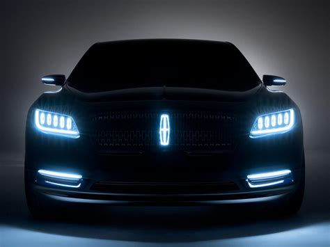 2017 Lincoln Continental Concept by 2017 Lincoln Continental Concept Notoriousluxury