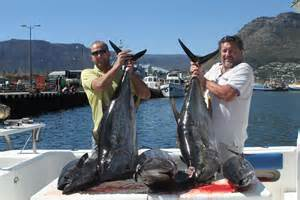 Fishing Cape Town South Africa