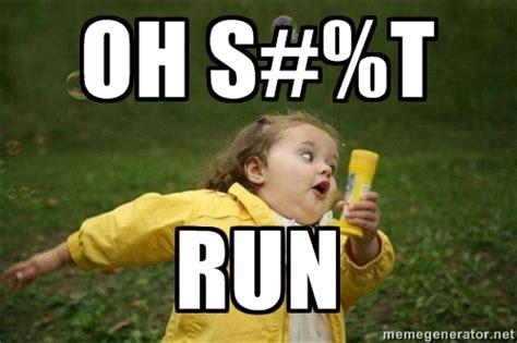 Running Away Meme - running away meme generator image memes at relatably com
