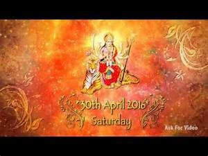 mata ki chowki invite youtube With wedding invitation for mata ki chowki