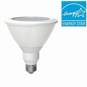 Ge w equivalent bright white k par dimmable led
