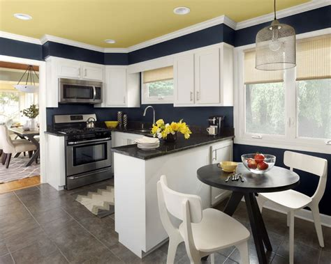 Kitchen Colors : Best Kitchen Colors With White Cabinets