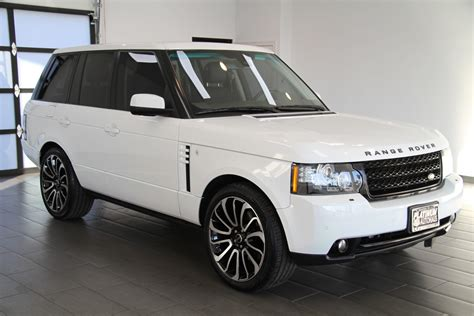 2012 Land Rover Range Rover Hse Stock # 5810a For Sale