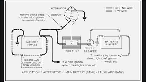 rv battery isolator wiring diagram moesappaloosas