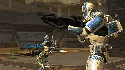 Trooper Clone Soldier Swtor Republic Armor Troopers
