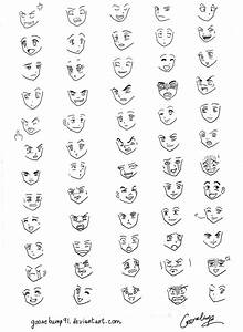 60 Manga and Anime Expressions by ~goosebump91 on ...