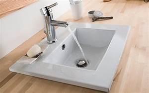 Vasque à Encastrer : vasque encastrer diy faites le vous m me avec mr ~ Edinachiropracticcenter.com Idées de Décoration