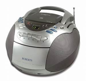 Radio Cd Kassette : roberts cd9960 cd fm mw lw radio cassette player ebay ~ Jslefanu.com Haus und Dekorationen