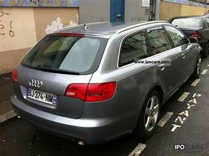 Audi A6 Break 2006 : 2006 audi audi a6 2 7 tdi break car photo and specs ~ Gottalentnigeria.com Avis de Voitures