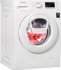 Waschmaschine 9 Kg : samsung waschmaschine ww4500 ww90k4420yw eg 9 kg 1400 u min addwash online kaufen otto ~ Markanthonyermac.com Haus und Dekorationen