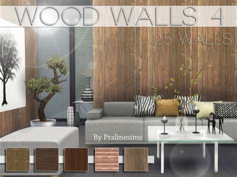 sims resource wood walls   pralinesims sims