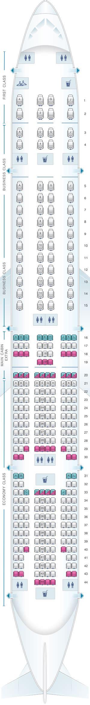 plan si es boeing 777 300er air mapa de asientos airlines boeing b777 300er