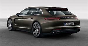 Porsche Panamera Break : new 39 shooting brake 39 porsche panamera sport turismo to reach european dealers this year ~ Gottalentnigeria.com Avis de Voitures