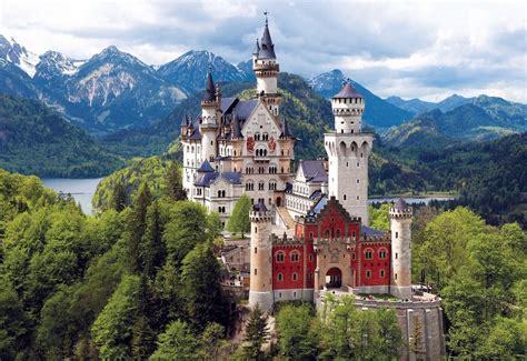 Neuschwanstein Castle, Germany  Weiner Elementary