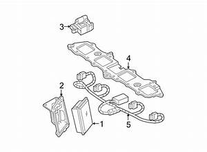Cadillac Escalade Ext Engine Control Module