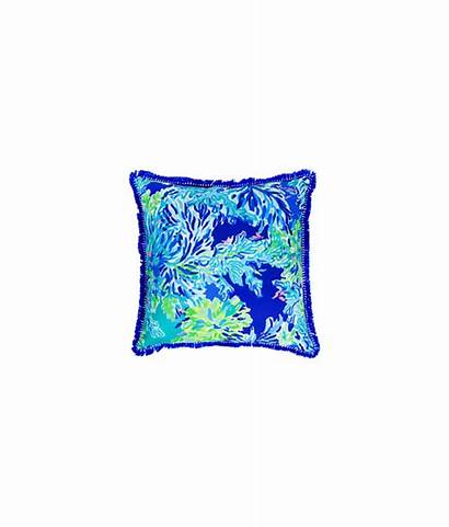 Pillow Indoor Lilly Catch Wave Pulitzer Patio