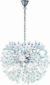 Trio Leuchten : trio leuchten pendelleuchte mit dekosteinen in jeder bl te online kaufen otto ~ Watch28wear.com Haus und Dekorationen