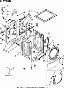 Maytag Mhwe300vw00  Mhwe300vf00 User Manual