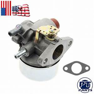 New Carburetor For Tecumseh 5hp 6hp 6 5hp 193cc Hor Ohv