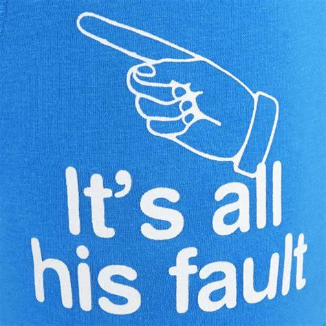 Xplicit Men's It's All His Fault 3pack Boxers  Bluegreypink Mens Underwear Zavvi