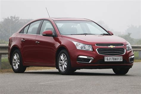Chevrolet Cruze Facelift Photo Gallery