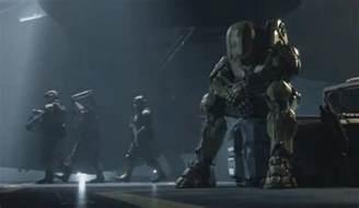 Sad Halo Master Chief