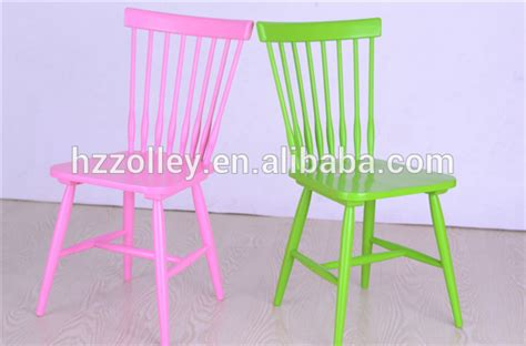 colorful wood dining chair wedding event chair chiavari