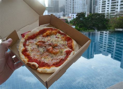cuisine pizza food pizza by yan pizza on sukhumvit 23 in