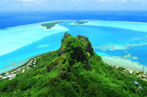 The Top 10 Islands In French Polynesia X Days In Y