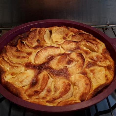 tarte aux pommes sans p 226 te cooking chef de kenwood