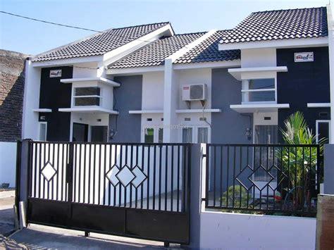 model pagar rumah type  desain rumah minimalis terbaru