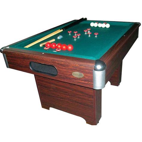 vintage bumper pool table berner slate bumper pool table walnut