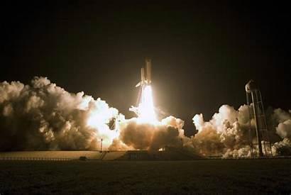 Shuttle Space Launch Espacial Start Sts Nasa