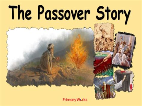passover story powerpoint teaching passover story 775 | Slide1 4 600x450