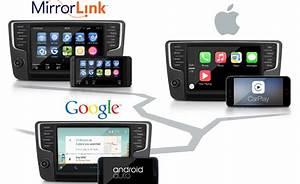 Mirrorlink App Vw : volkswagen to support android auto apple carplay and ~ Kayakingforconservation.com Haus und Dekorationen