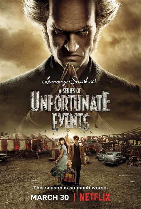 lemony snickets  series  unfortunate  ign